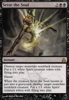 Guildpact Foil: Seize the Soul
