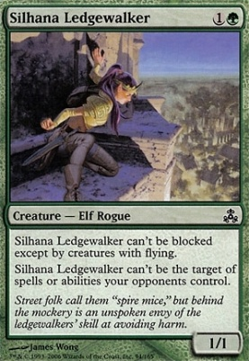 Guildpact: Silhana Ledgewalker