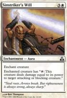 Guildpact: Sinstriker's Will