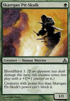 Guildpact: Skarrgan Pit-Skulk