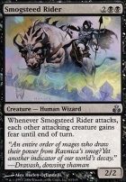 Guildpact Foil: Smogsteed Rider
