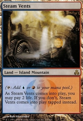 Guildpact: Steam Vents