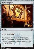 Guilds of Ravnica: Guild Kits: Boros Signet