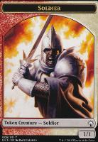 Guilds of Ravnica: Guild Kits: Goblin Token - Soldier Token (RW)