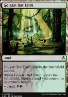 Guilds of Ravnica: Guild Kits: Golgari Rot Farm