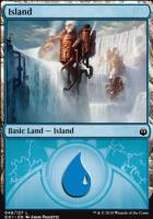 Guilds of Ravnica: Guild Kits: Island (048 B)