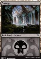 Guilds of Ravnica: Guild Kits: Swamp (025 A)