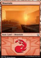 Guilds of Ravnica: Guild Kits: Mountain (101 B)