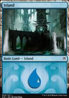 Guilds of Ravnica: Guild Kits: Island (024 A)