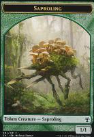 Guilds of Ravnica: Guild Kits: Saproling Token - Elf Knight Token