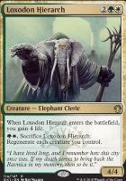 Guilds of Ravnica: Guild Kits: Loxodon Hierarch