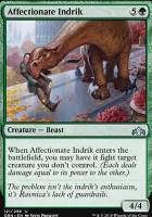 Guilds of Ravnica Foil: Affectionate Indrik