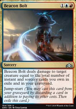 Guilds of Ravnica: Beacon Bolt