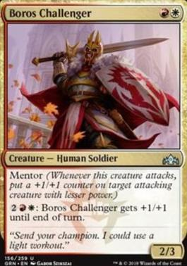 Guilds of Ravnica: Boros Challenger