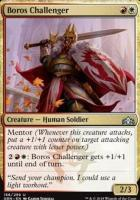 Guilds of Ravnica Foil: Boros Challenger