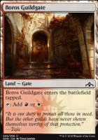 Guilds of Ravnica: Boros Guildgate (244 B)