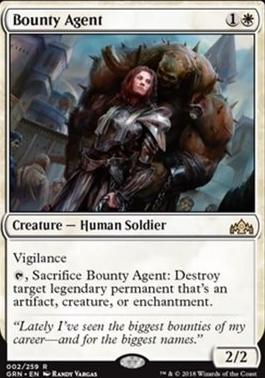 Guilds of Ravnica: Bounty Agent