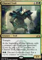 Guilds of Ravnica Foil: Charnel Troll