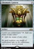 Guilds of Ravnica: Chromatic Lantern