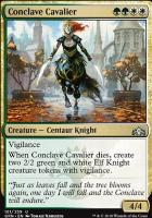 Guilds of Ravnica Foil: Conclave Cavalier