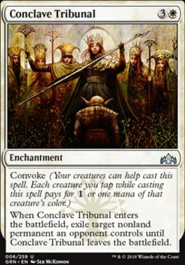 Guilds of Ravnica: Conclave Tribunal