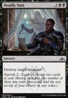Guilds of Ravnica Foil: Deadly Visit