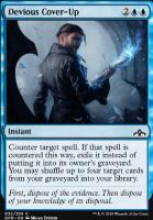 Guilds of Ravnica: Devious Cover-Up