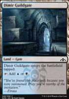Guilds of Ravnica: Dimir Guildgate (246 B)