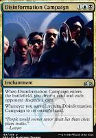 Guilds of Ravnica: Disinformation Campaign
