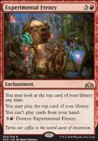 Guilds of Ravnica: Experimental Frenzy
