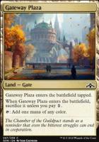 Guilds of Ravnica Foil: Gateway Plaza