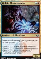 Guilds of Ravnica: Goblin Electromancer