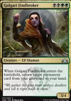 Guilds of Ravnica: Golgari Findbroker