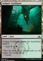 Guilds of Ravnica: Golgari Guildgate (248 A)