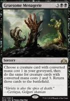 Guilds of Ravnica: Gruesome Menagerie