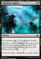 Guilds of Ravnica: Mephitic Vapors