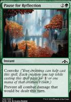 Guilds of Ravnica: Pause for Reflection