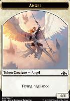 Guilds of Ravnica: Angel Token
