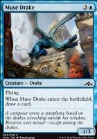 Guilds of Ravnica: Muse Drake