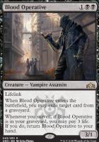 Guilds of Ravnica Foil: Blood Operative
