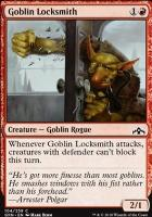 Guilds of Ravnica: Goblin Locksmith