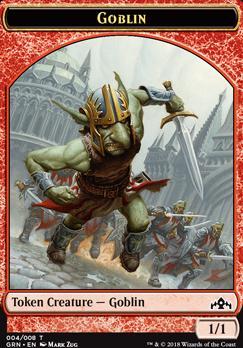Guilds of Ravnica: Goblin Token