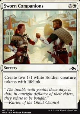 Guilds of Ravnica: Sworn Companions