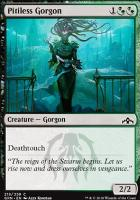 Guilds of Ravnica: Pitiless Gorgon