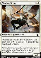 Guilds of Ravnica Foil: Skyline Scout