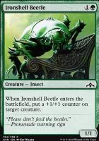 Guilds of Ravnica: Ironshell Beetle