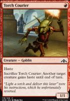 Guilds of Ravnica: Torch Courier