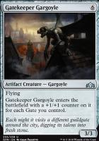 Guilds of Ravnica: Gatekeeper Gargoyle