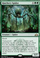 Guilds of Ravnica: Hatchery Spider