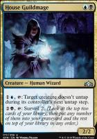 Guilds of Ravnica: House Guildmage